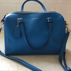 Coach small crossbody satchel